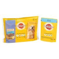 Pedigree Pouches 4x100g Promotion Offer